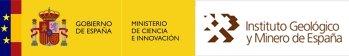 Logo Gobierno - Ministerio - IGME